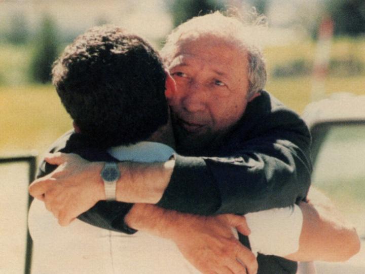 Abbraccio (Luigi Giussani)