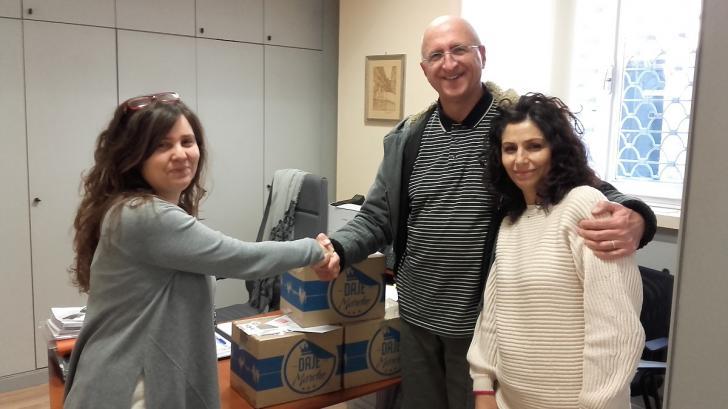 Banca Marche compra alimenti da zone terremotate