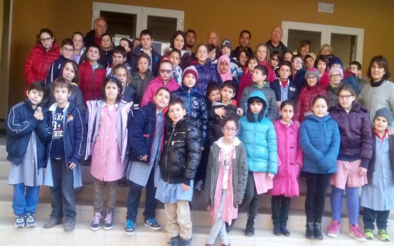 Donacibo: Scuola G. Rossini