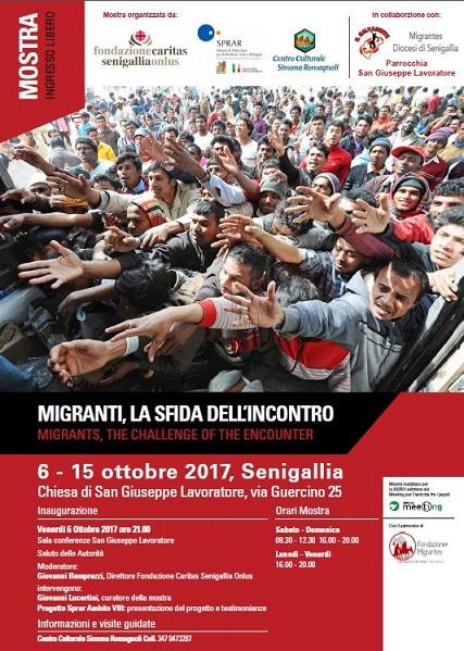Migranti, la sfida dell'incontro